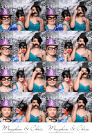Meaghan & Chris : Photo Booth