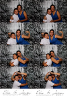 Elise & Jeremy : Photo Booth Fun!