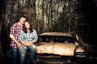 Sarah + Chad : Engagement Session