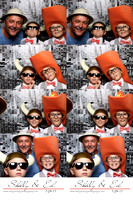 Shelly & Ed : Photo Booth Fun!