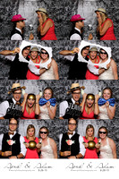 April & Adam : Photo Booth Fun!